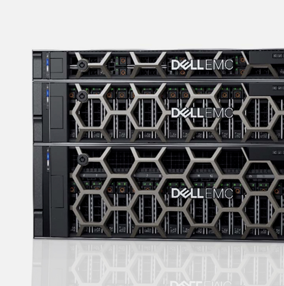 Dell EMX Extends Poweredge