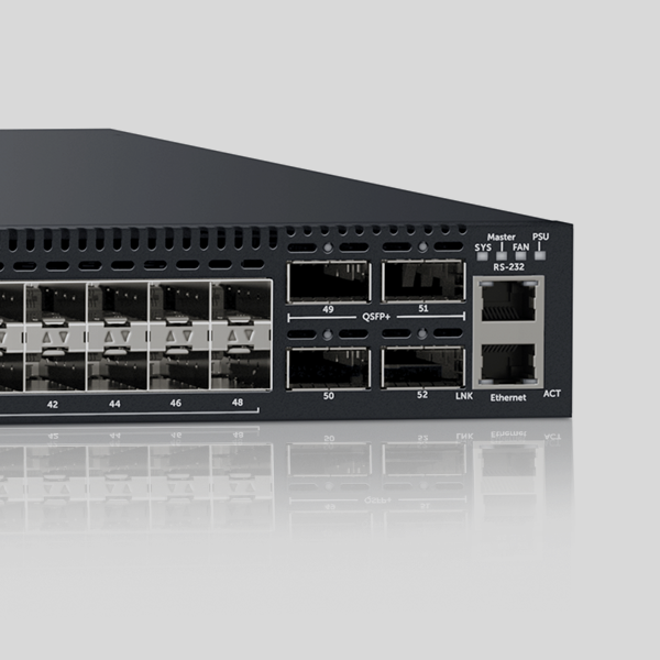 Dell Switches new