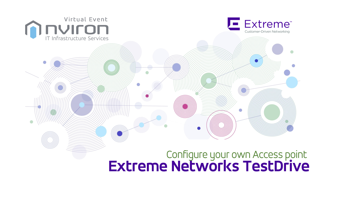 nviron Extreme Networks Wireless LAN Test drive